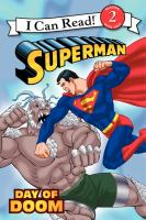 Superman: Day of Doom (I Can Read! Level 2) 9780062210012
