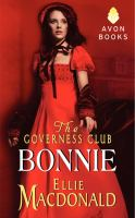 The Governess Club: Bonnie 9780062292254