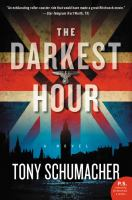 The Darkest Hour 9780062339379