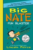 Fun Blaster (Big Nate Activity Book, Volume 2) 9780062349514