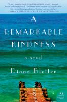 A Remarkable Kindness 9780062382443
