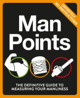 Man Points: How Manly Are You? 9780091959975