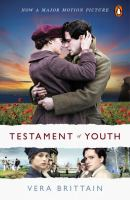 Testament of Youth 9780143108382
