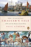 Chaucer's Tale: 1386 and the Road to Canterbury 9780143127833