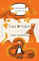 East of Eden (Penguin Orange Collection) 9780143129486