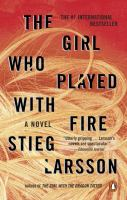 The Girl Who Played With Fire 9780143170136