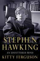 Stephen Hawking: An Unfettered Mind 9780230340602