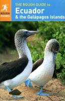The Rough Guide to Ecuador & the Galapagos Islands (Rough Guide) 9780241245743