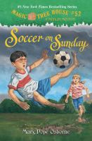 Soccer on Sunday (Magic Tree House #52) 9780307980533