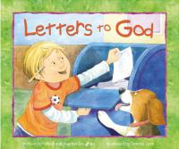 Letters to God 9780310753957