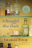 A Beautiful Blue Death (Charles Lenox Mysteries) 9780312386078