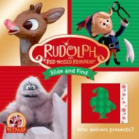 Rudolph the Red-Nosed Reindeer (Slide and Find) 9780312517502