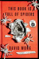 This Book Is Full of Spiders 9780312546342