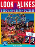 Look-Alikes Seek-and-Search Puzzles 9780316074070