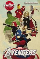 The Avengers (Marvel Cinematic Phase One Universe) 9780316256377