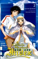 A Certain Magical Index (Volume 2) 9780316259422