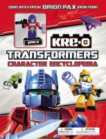 Transformers: Kre-O Character Encyclopedia 9780316278195