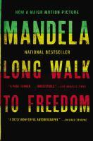 Long Walk to Freedom 9780316323543
