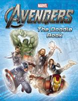 The Doodle Book (The Avengers) 9780316340854