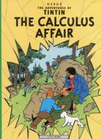 The Calculus Affair (The Adventures Of Tintin) 9780316358477