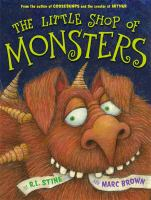 The Little Shop of Monsters 9780316369831