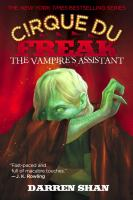 The Vampire's Assistant (Cirque Du Freak, Bk. 2) 9780316606844