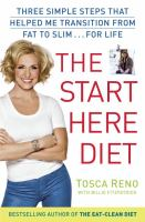 The Start Here Diet 9780345548016