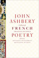 Collected French Translations: Poetry 9780374258023