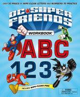 DC Super Friends Workbook 9780374303990
