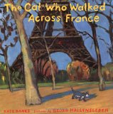 The Cat Who Walked Across France 9780374399689