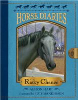 Risky Chance (Horse Diaries Bk.7) 9780375868337