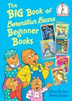 The Big Book of Berenstain Bears Beginner Books (I Can Read It All By Myself Beginner Book) 9780375873669