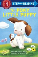 The Poky Little Puppy (Step Into Reading, Level 1) 9780375973611