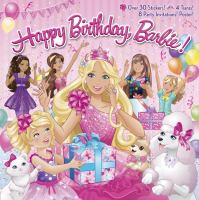 Happy Birthday, Barbie! 9780385373203