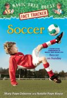 Soccer (Magic Tree House Fact Tracker) 9780385386302