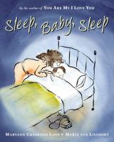 Sleep, Baby, Sleep 9780399161445