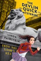 Into the Lion's Den (The Devlin Quick Mysteries) 9780399186431