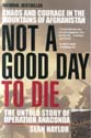 Not a Good Day to Die 9780425207871