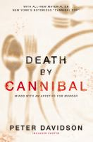 Death by Cannibal 9780425276860
