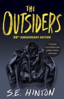 The Outsiders (50th Anniversary Edition) 9780425288290