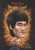 Who Was Bruce Lee? 9780448479491