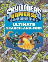 Ultimate Search-and-Find (Skylanders Universe) 9780448480596