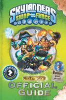Master Eon's Official Guide (Skylanders Swap-Force) 9780448480602