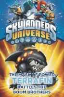 The Mask of Power: Terrafin Battles the Boom Brothers (Skylanders Universe, Bk. 4) 9780448484853