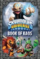 Book of Kaos (Skylanders Universe) 9780448487724