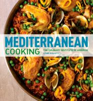 Mediterranean Cooking 9780470421369