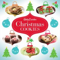 Betty Crocker Christmas Cookies 9780544166646