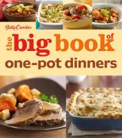 The Big Book of One-Pot Dinners (Betty Crocker) 9780544339309
