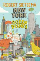 New York in a Dozen Dishes 9780544454316