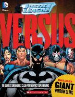 Versus (Justice League( 9780545890625